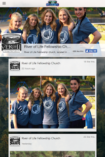 River Of Life Fellowship WA - screenshot