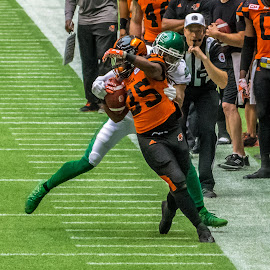 by Keith Sutherland - Sports & Fitness American and Canadian football