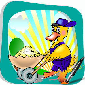 Best Game Duck Kids Coloring for PC-Windows 7,8,10 and Mac