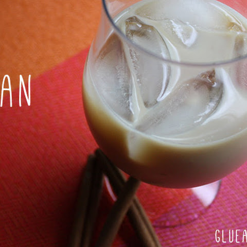 A Chai-Spiced White Russian