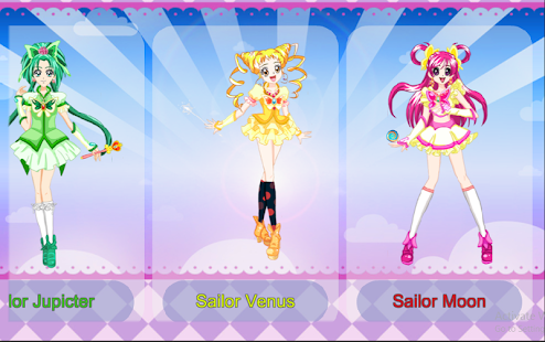 Game The Sailor Dress Up APK for Kindle