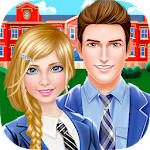 High School Fashion Girls Date 1.1 Apk