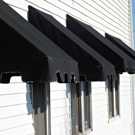 awnings by Sean Newman - Novices Only Objects & Still Life ( building, novice, awnings, architecture, objects )