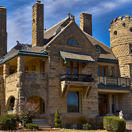 History  by Jeff Brown - Buildings & Architecture Public & Historical ( history, building, castle, architecture, public, historic )