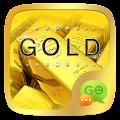 (FREE) GO SMS GOLDⅡ THEME