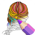 App ColorFil - Adult Coloring Book APK for Kindle