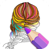 Download ColorFil - Adult Coloring Book APK on PC