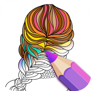ColorFil - Adult Coloring Book For PC (Windows & MAC)