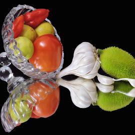 VEGETABLES by SANGEETA MENA  - Food & Drink Ingredients
