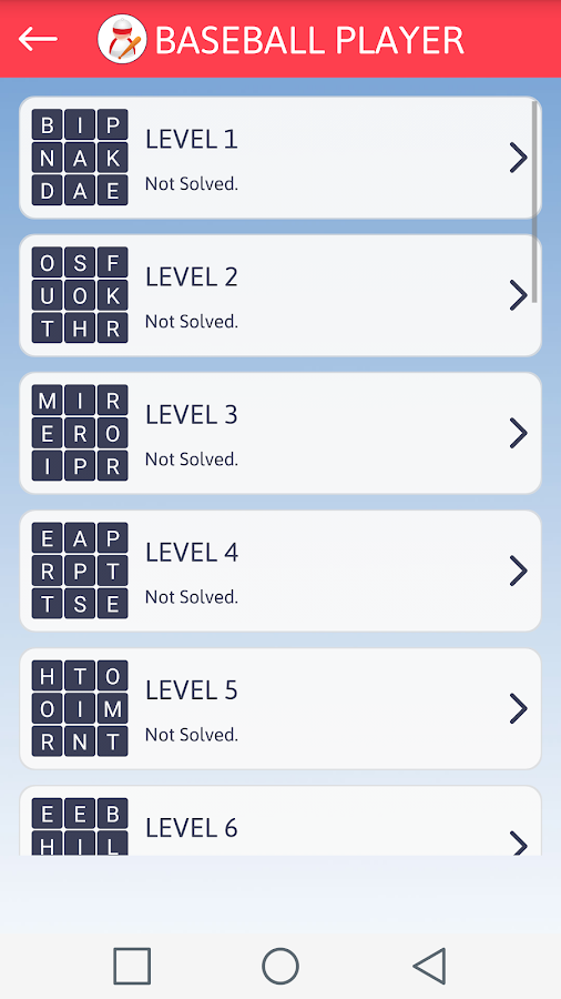 Word Puzzle Screenshot 7