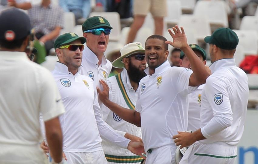 Philander' Morkel guide SA towards stirring win