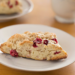 Healthy Cranberry Scones Recipes