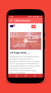 Yallah Deutschland - screenshot