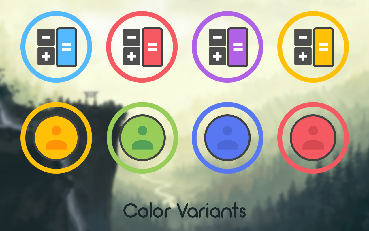 Gyre - Icon Pack Screenshot 2