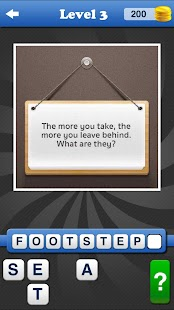 Whats the Riddle? Puzzle Quiz! - screenshot