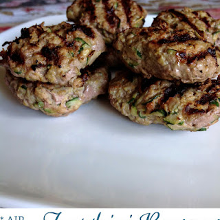 Zucchini Burgers Ground Beef Recipes