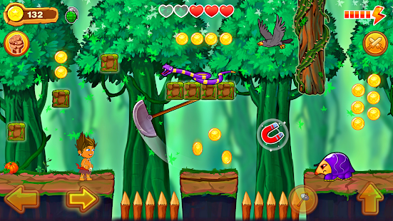 Game Jungle Run Reloaded