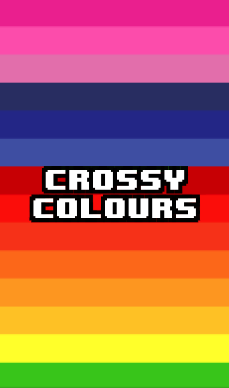 Crossy Colours - Ad Free Screenshot 3
