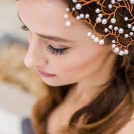 by Katie Mayhew - Wedding Bride