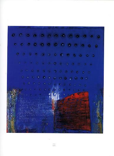 Este libro Técnica mixta sobre tela 178 x 162.5 cm Miami 1998