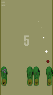 BallKicker - screenshot