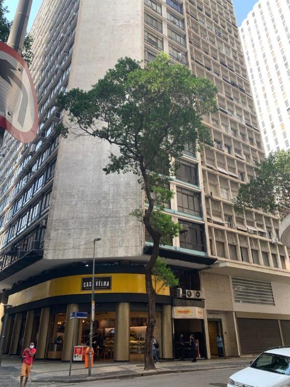 Sala à venda, 31 m² por R$ 170.000,00 - Centro - Rio de Janeiro/RJ