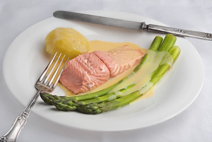 Salmon With Lemon Cream Sauce Recipes — Dishmaps