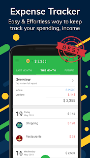 Money Lover: Money Manager, Budget Expense Tracker for pc