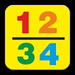 Калькулятор с дробями Icon