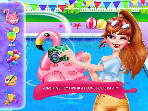 Secret High School 5 - The Pool Party For PC