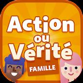 Game Action ou Vérité Famille version 2015 APK