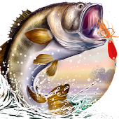 The Fishing Club 3D Icon