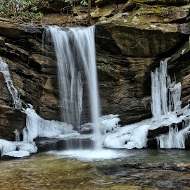 IMG-0001 by Ross Boyd - Landscapes Waterscapes ( mountains, hdr, waterscape, ice, waterfall, sc )