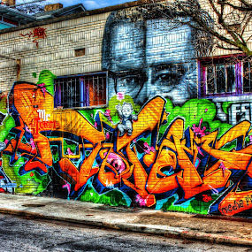 by Skate Breed - City,  Street & Park  Street Scenes ( atlanta ga )