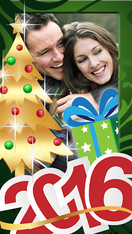 android New Year Photo Stickers 2016 Screenshot 5