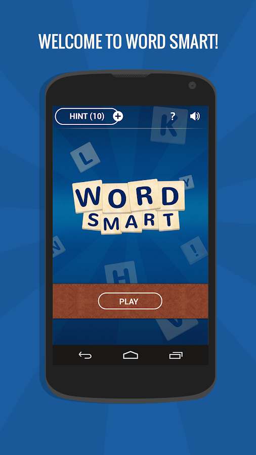 Word Smart: A Brain Game Screenshot 0