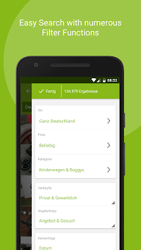 EBay Kleinanzeigen For Germany APK screenshot thumbnail 6