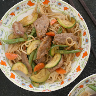 Garlicky Stir-Fried Duck