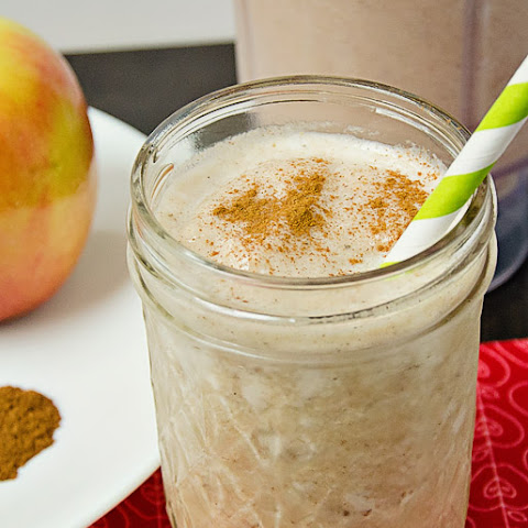 Apple Pie Smoothies