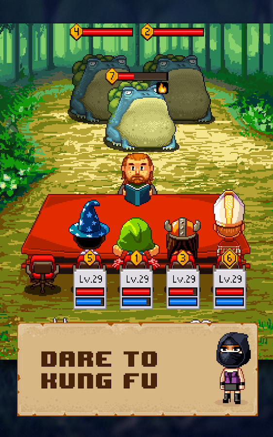 Knights of Pen & Paper 2 Screenshot 19
