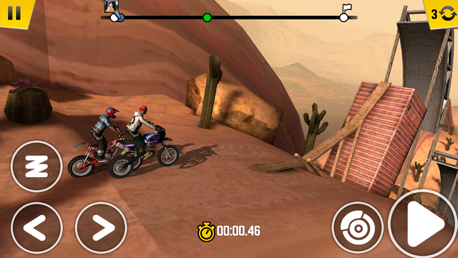 ?Trial Xtreme 4? Screenshot 4