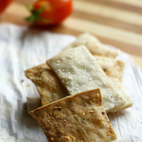 Easy Gluten Free Cracker