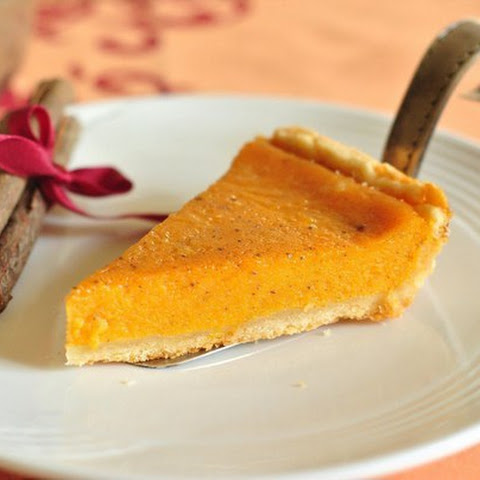 Air Pumpkin Pie — A Light Breakfast Or Dessert(dietetic Cake)