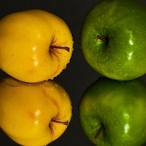 Apple Glow by Connie Publicover - Artistic Objects Other Objects