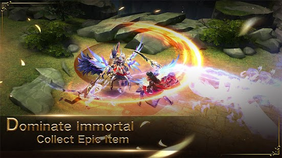 Blade Chaos: Tales of Immortals