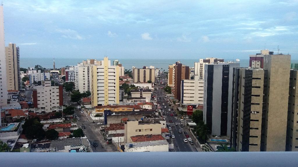 Apartamento residencial à venda, Tambaú, João Pessoa.