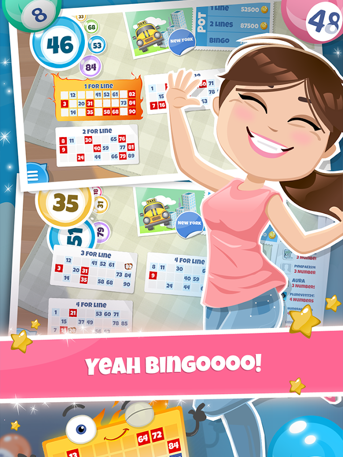 Loco Bingo 90 by Playspace Screenshot 1