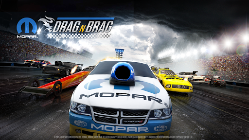 Mopar Drag N Brag Screenshot