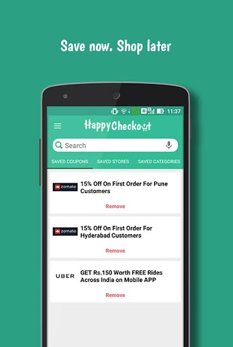 HappyCheckout Coupons & Deals APK