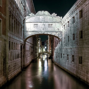 Venice by Joana Kruse - Buildings & Architecture Bridges & Suspended Structures